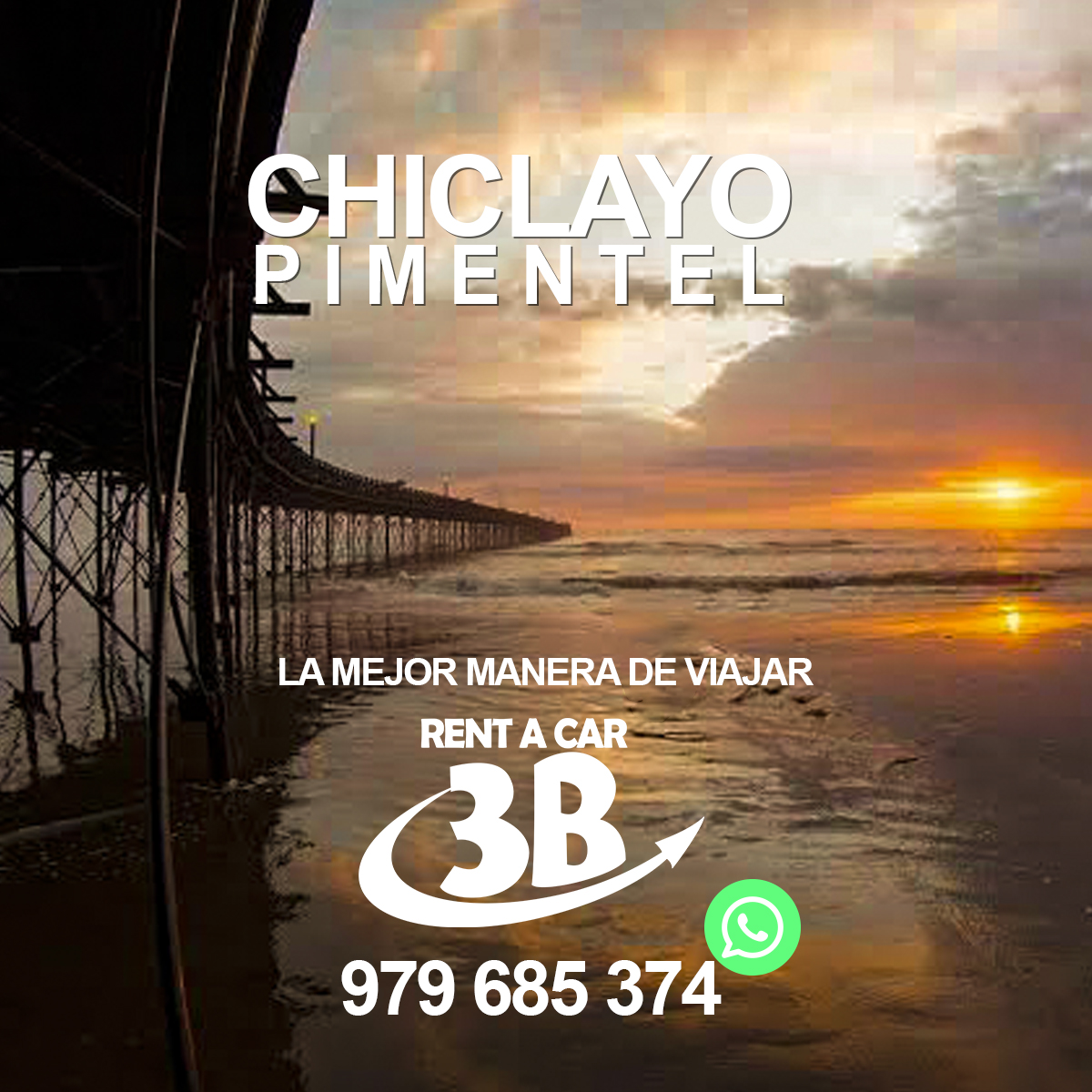 Rent a car Chiclayo
